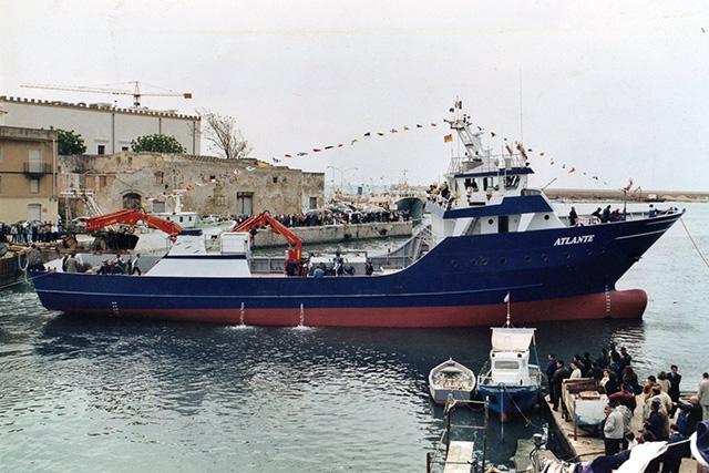 atlante vessel