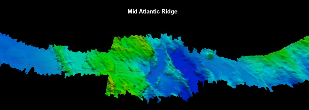 Mid Atlantic Ridge Southern Crossing